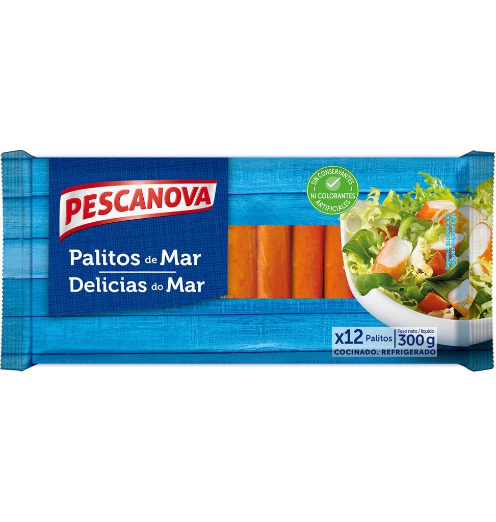 Comprar PALETS PESCANOVA DE MAR 300 G | PALETS PESCANOVA DE MAR 300 ...