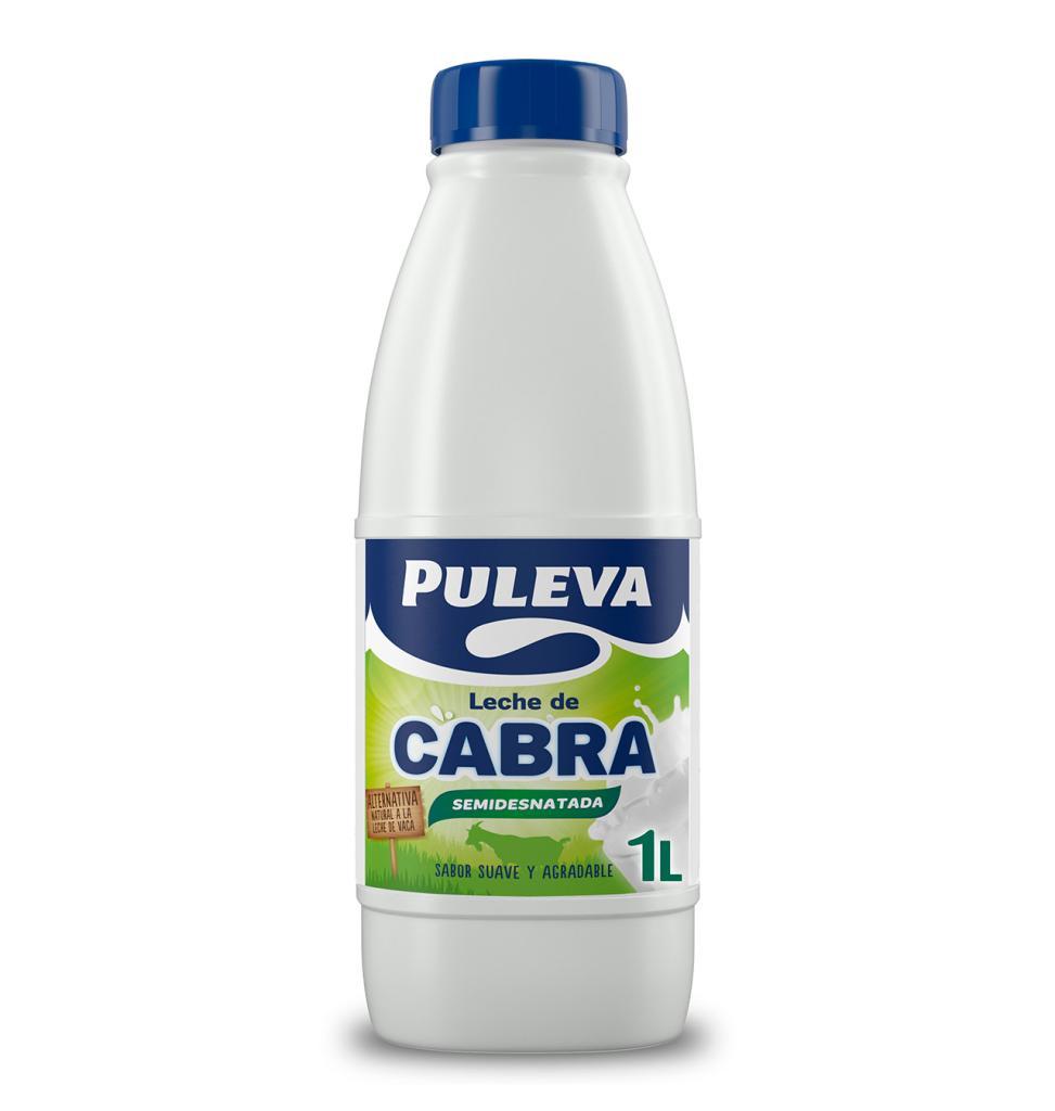 Comprar Leche Puleva Semidesnatada Cabra 1 L Leche Liquida En