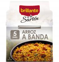 ARROZ BRILLANTE A BANDA 430 G