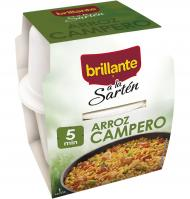 ARROZ BRILLANTE CAMPERO 420 GRS