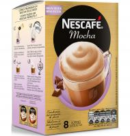 CAFE SOLUBLE NESCAFE MOCCHA 8 UNI 144 G