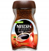 CAFE SOLUBL NESCAFE CLASSIC NORMAL 100 G