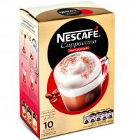 CAFE SOLUBLE NESCAFE CAPPUCCINO DESCAFEINADO 125 G