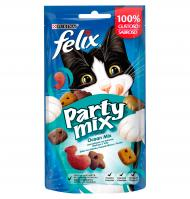 SNACK GATO FELIX PARTY MIX OCEAN 60 G