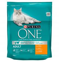 COMIDA GATO PURINA ONE ADULTO POLLO-CEREALES INTEGRALES 800 G