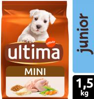 COMIDA DOG ULTIMA MINI JUNIOR 1.5 KG