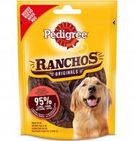 SNACK PEDIGREE RANCHOS BUEY 70 G