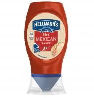 SALSA HELLMANN'S HOT MEXICAN 250 ML