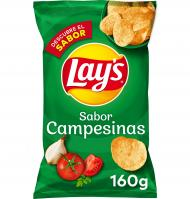 PATATES LAY'S CAMPEROLES 160G