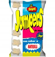 SNACKS JUMPERS MANTEQUILLA 100 G