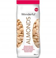 ALMENDRA WONDERFUL CRUDA PELADA 200 G