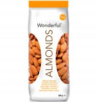 ALMENDRA WONDERFUL NATURAL CON PIEL 200 G