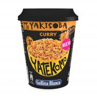YAKISOBA GALLINA BLANCA CURRY 93 G