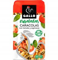 CARACOLAS GALLO VEGETALES 500 G