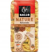 PLUMAS GALLO NATURE MULTICEREALES SIN GLUTEN 400 G