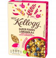 CEREALES KELLOGG'S FOODS GRANOLA 300 G