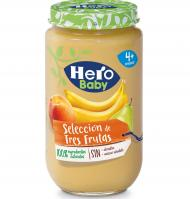 POTET HERO BABY 3 FRUITES 235 G
