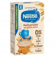 PAPILLA NESTLE MULTICER.GALLE 500 G