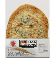 PIZZA CASA BONA 4 QUESOS 600 G