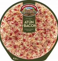 PIZZA TARRADELLAS ATUN Y BACON 450 G