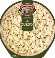 PIZZA TARRADELLAS 4 QUESOS 450 G