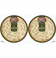 PACK PIZZA TARRADELLAS 4 FORMATGES 450 G