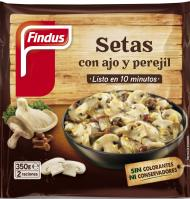 BOLETS FINDUS VERDELISS ALL I JULIVERT 350 G