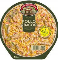 PIZZA TARRADELLAS RUSTICA POLLO 410 G
