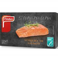 SUPREMA FINDUS SUMMUM SALMON NORUEGA 300 G