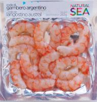 COLA SIN PIEL NATURAL SEA GAMBÓN 210 G