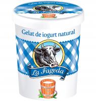 TERRINA LA FAGEDA IOGURT NATURAL 500 ML