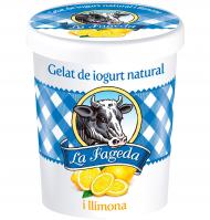 TERRINA LA FAGEDA NATURAL LLIMONA 500 ML