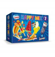 HELADO NESTLÉ HAPPY MIX 7 UNIDADES