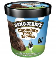 TERRINA BEN&JERRY XOCO F.BROWNIE 465 ML