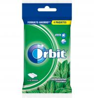 CHICLE ORBIT HIERBABUEN S/A 4 UNIDADES