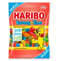 GOMINOLES HARIBO YUMMY TIME 90 G