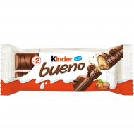 SNACK KINDER BUENO PACK 2 UN 43 G
