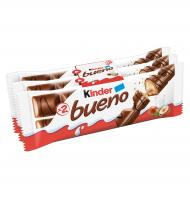 SNACK KINDER  BUENO PACK 2X3 UNIDADES