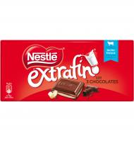 CHOCOLATE NESTLÉ EXTRAFINO TRES CHOCOLATES 120 G