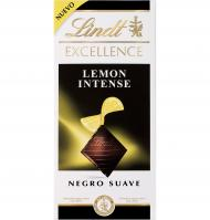 CHOCOLATE LINDT EXCELLENCE LIMON 100 G