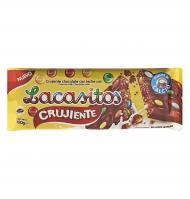 CHOCOLATE LACASA LACASITOS CRUJIENTE 100 G