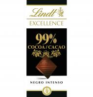 CHOCOLATE LINDT EXCELLENCE 99% 100 G
