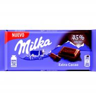 CHOCOLATE MILKA EXT CACAO 45% 100 G
