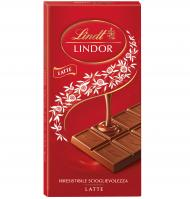 CHOCOLATE LINDT LINDOR LECHE 100 G