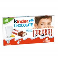 CHOCOLATE KINDER 8 UNIDADES