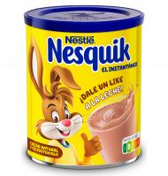 NESTLE NESQUIK CACAO SOLUBLE INSTANTANEO LATA 400 G