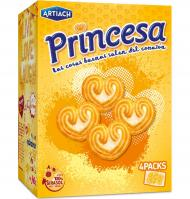 GALLETAS ARTIACH PRINCESA 120 G
