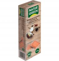 GALLETA BIO NATUR GREEN 5 CEREALES CON CHOCOLATE BLANCO 190 G