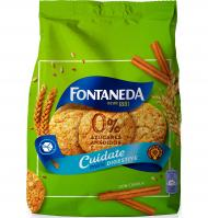 GALLETAS FONTANEDA MINI DIGESTIVE 250 G