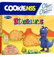 GALLETAS DINOSAURUS COOKIENSS 185 G